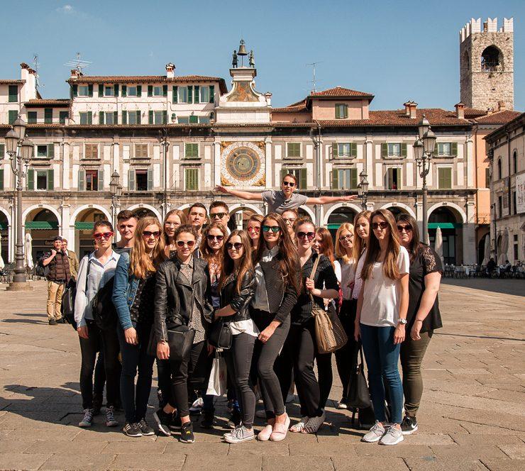 Staże we Włoszech